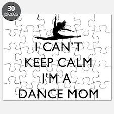 CantKeepCalmDanceMom Puzzle