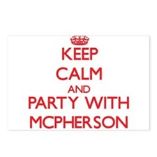 Mcpherson Postcards (Package of 8)