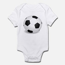 soccer ball large Body Suit