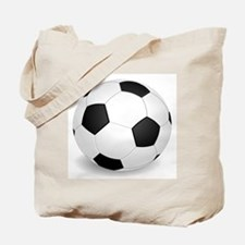 soccer ball large Tote Bag