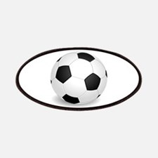 soccer ball large Patches