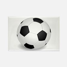 soccer ball large Magnets