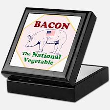 Bacon, The National Vegetable Keepsake Box