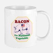Bacon, The National Vegetable Mugs