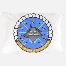 USS Dwight D. Eisenhower CVN-69 Pillow Case