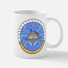 USS Dwight D. Eisenhower CVN-69 Mugs