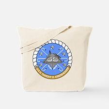 Uss Dwight D. Eisenhower Cvn-69 Tote Bag