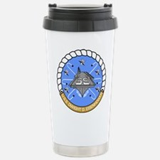 USS Dwight D. Eisenhower CVN-69 Travel Mug