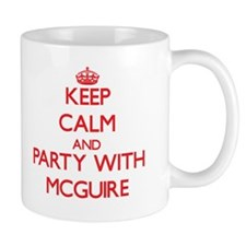 Mcguire Mugs