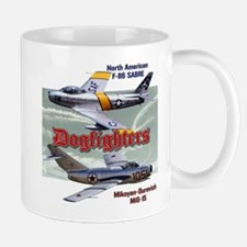 Dogfighters: F-86 vs MiG-15 Mug
