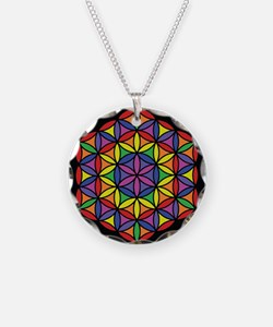 Charkas Flower of Life Necklace