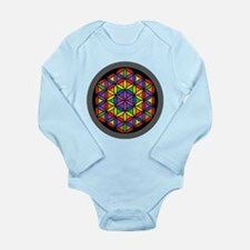 Charkas Flower of Life Body Suit