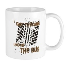 Under The Bus Mugs