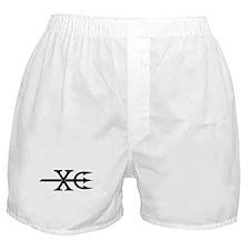 ST-10 Trident B-W Boxer Shorts