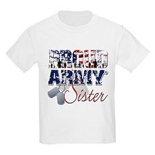 ProudArmySister T-Shirt