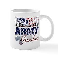 ProudArmyGrandma Mugs