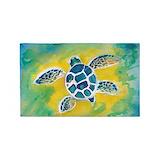 Turtles 3x5 Rugs