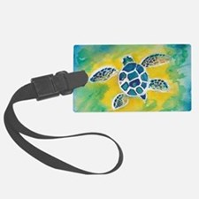 Baby Sea Turtle Hi Luggage Tag