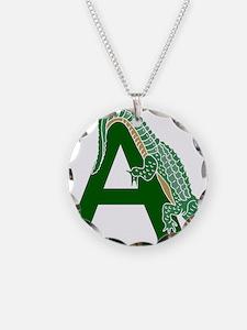 A......alligator Necklace
