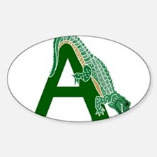 A......alligator Decal