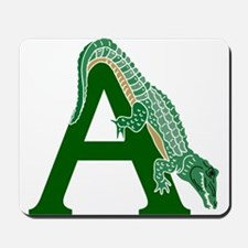 A......alligator Mousepad