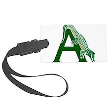 A......alligator Luggage Tag