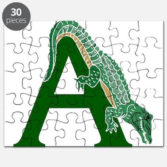A......alligator Puzzle