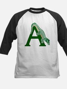 A......alligator Kids Baseball Jersey
