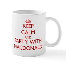 Macdonald Mugs