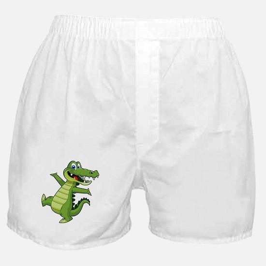 ALLIGATOR147 Boxer Shorts