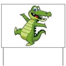 ALLIGATOR147 Yard Sign