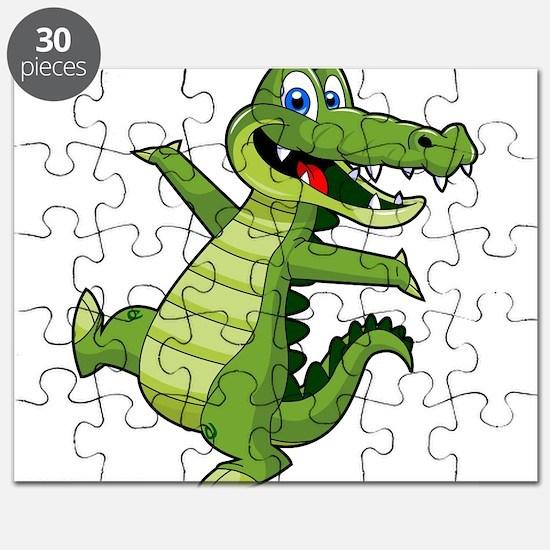 ALLIGATOR147 Puzzle