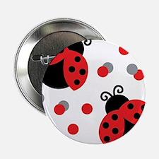 "LADYBUG DUO 2.25"" Button"