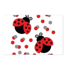 LADYBUG DUO Postcards (Package of 8)