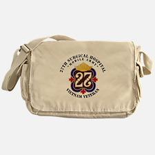 Army - 27th Surgical Hospital NO SVC Messenger Bag