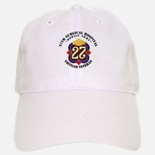 Army - 27th Surgical Hospital NO SVC Ribbon - Baseball Baseball Cap