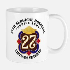 Army - 27th Surgical Hospital NO SVC Ri Mug