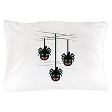 Spider Ornaments Pillow Case