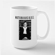 Notorious RBG Mugs