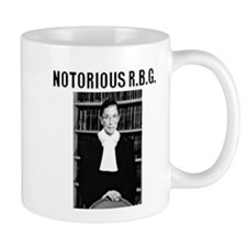 Notorious RBG Mugs