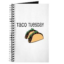 Taco Tuesday Journal