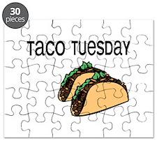 Taco Tuesday Puzzle