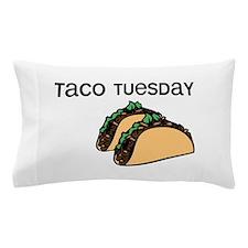 Taco Tuesday Pillow Case