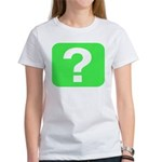 Question? Women's T-Shirt