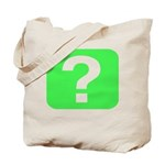 Question? Tote Bag
