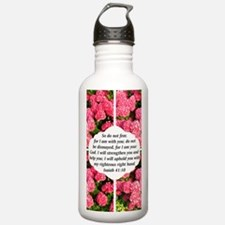 ISAIAH 41:10 Sports Water Bottle