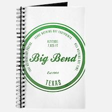 Big Bend National Park, Texas Journal