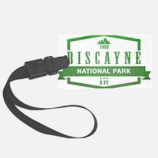 Biscayne National Park, Florida Luggage Tag