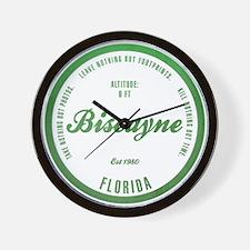 Biscayne National Park, Florida Wall Clock