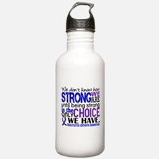 RA How Strong We Are Water Bottle